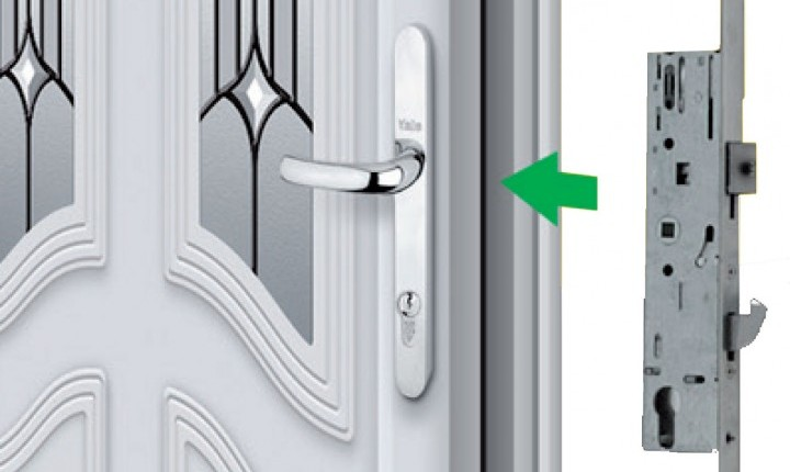 Door Lock - Web Front Page